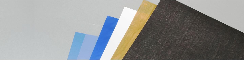 カスタムメイド対応 フィルム基材 長年培ってきた製造技術を駆使し、フィルムが持つ無限の可能性を