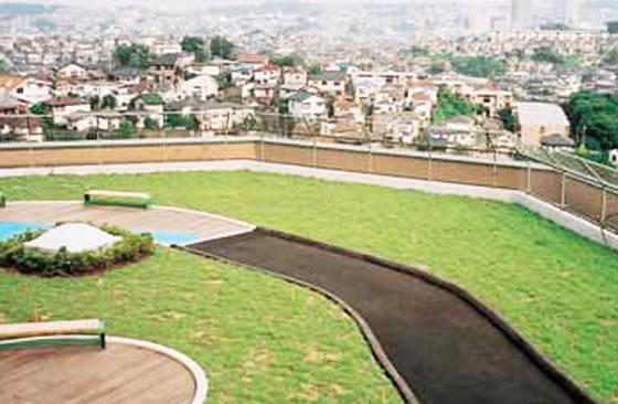 屋上緑化(オプション)|防水|製...
